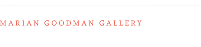 Marian Goodman Gallery2