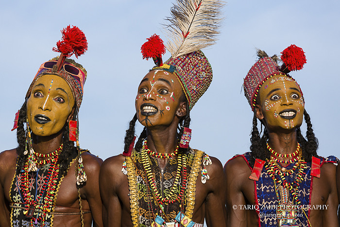 The Remarkable Wodaabe. The Nomads of Chad